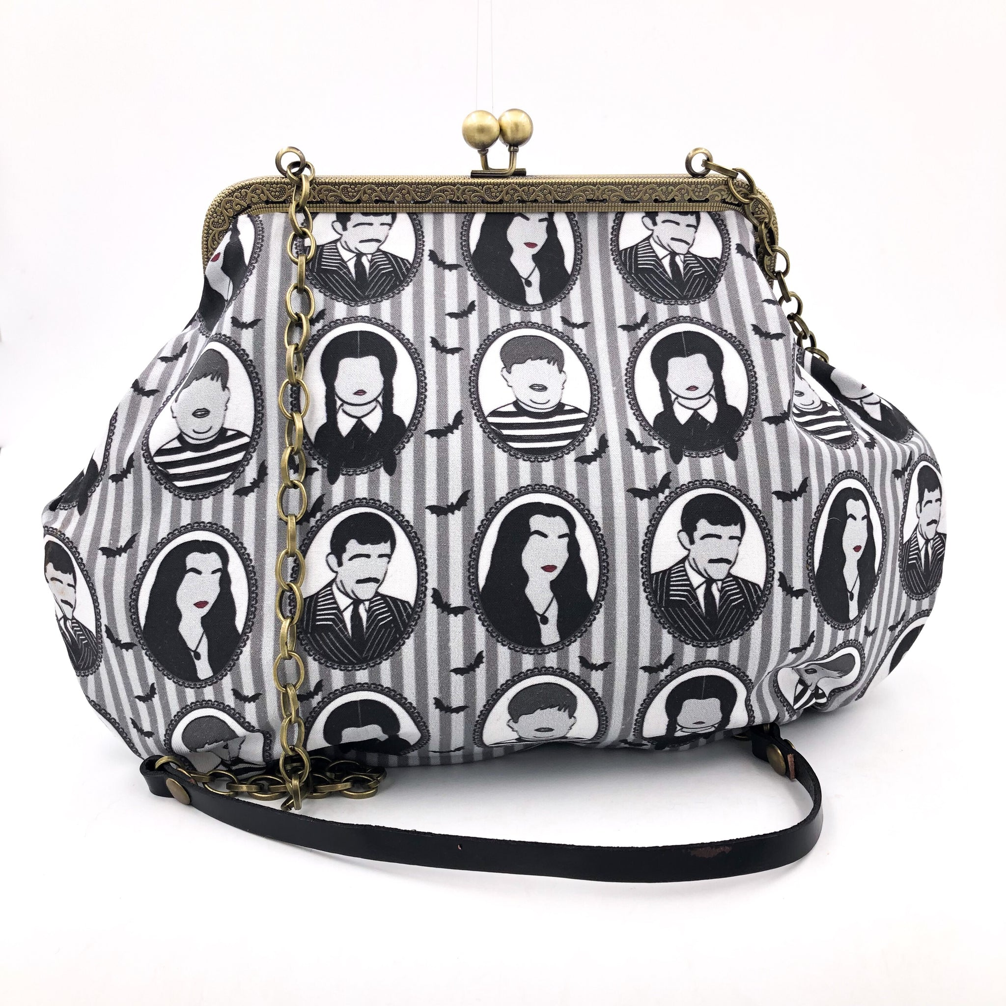 "Mini bag ""Addams Family"""