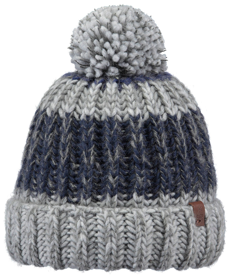 BARTS MENS CHUNKY KNIT BOBBLE HAT 5f21c1286db