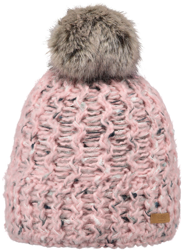 BARTS WOMENS BEANIE WITH BOBBLE