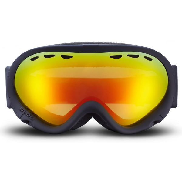 BLOC SKI GOGGLE WHICH CAN BE WORN WITH EVERYDAY GLASSES