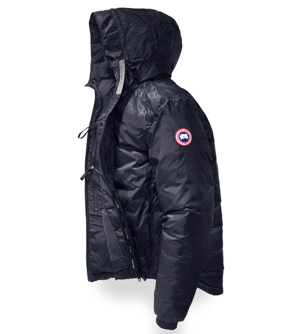 CANADA GOOSE MENS LODGE HOODED DOWN JACKET