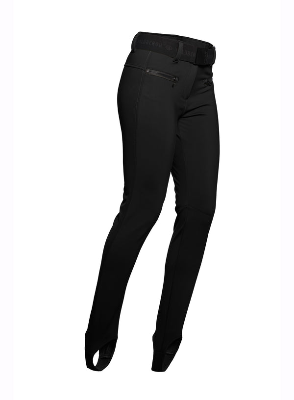 GOLDBERGH WOMENS PARIS STIRRUP SKI PANT