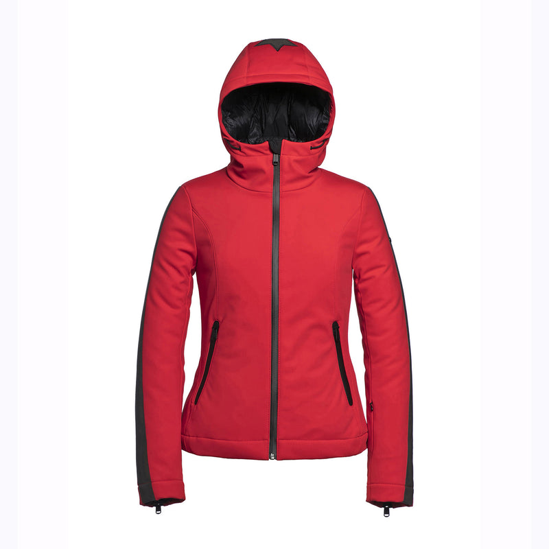 GOLDBERGH SPORTY WOMENS SOFT SHELL HOODED JACKET