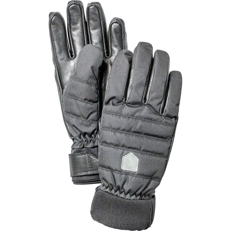 HESTRA WOMENS SKI GLOVE C ZONE BLACK