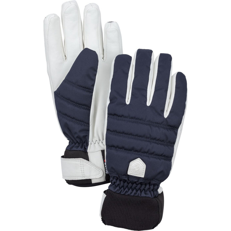 HESTRA WOMENS SKI GLOVE C ZONE NAVY