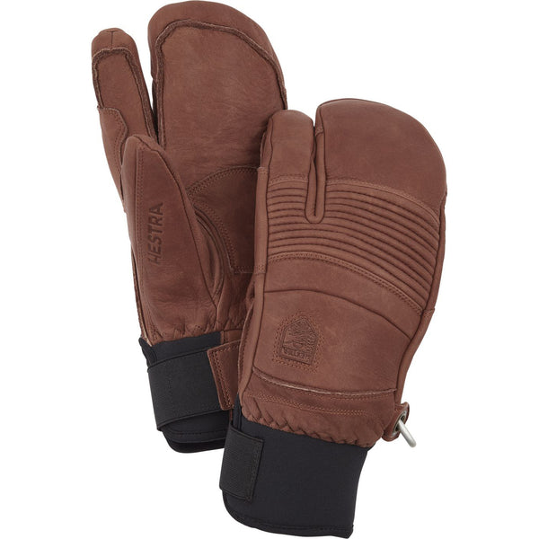 HESTRA FALL LINE LEATHER MITT