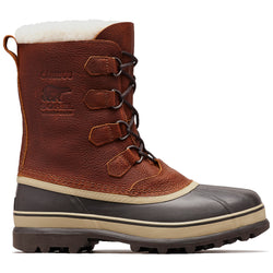 SOREL MENS ICONIC CARIBOU BOOT WITH WOOL LINING