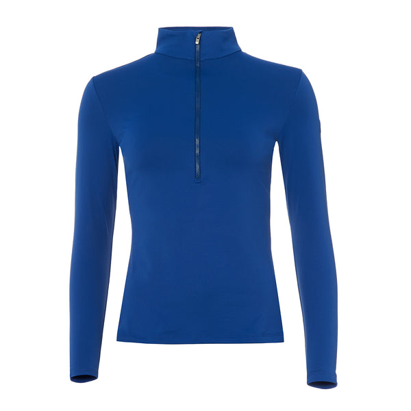 FUSALP WOMENS GEMINI SKI TOP IN BLUE