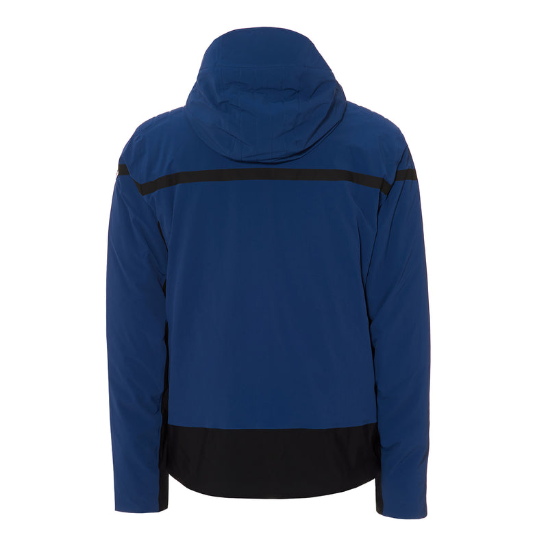 MENS FUSALP SKI JACKET GUSTAVO IN BRIGHT BLUE