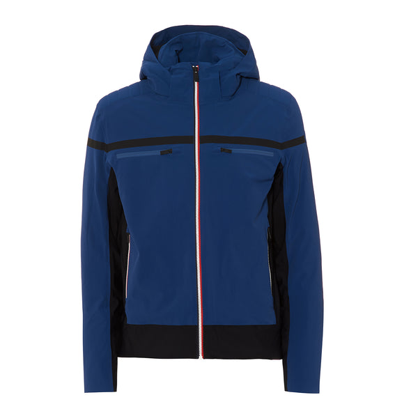 FUSALP MENS SKI JACKET GUSTAVO IN BRIGHT BLUE