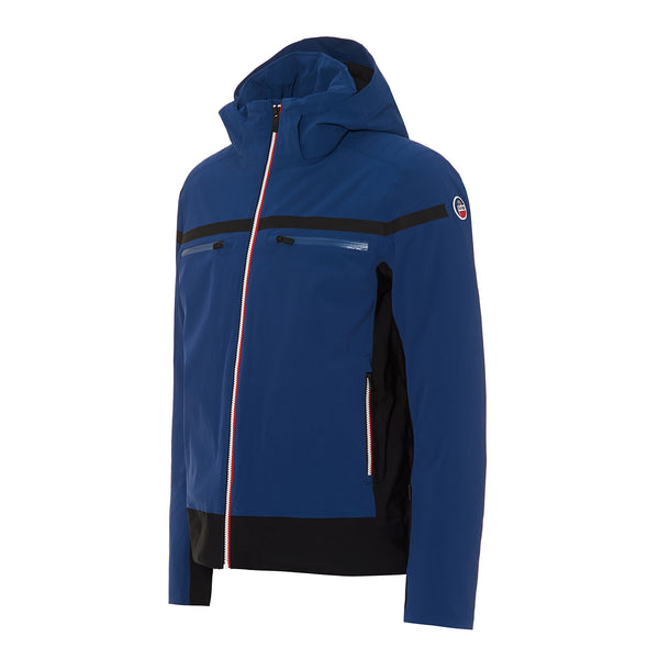 FUSALP MENS GUSTAVO SKI JACKET IN BRIGHT BLUE
