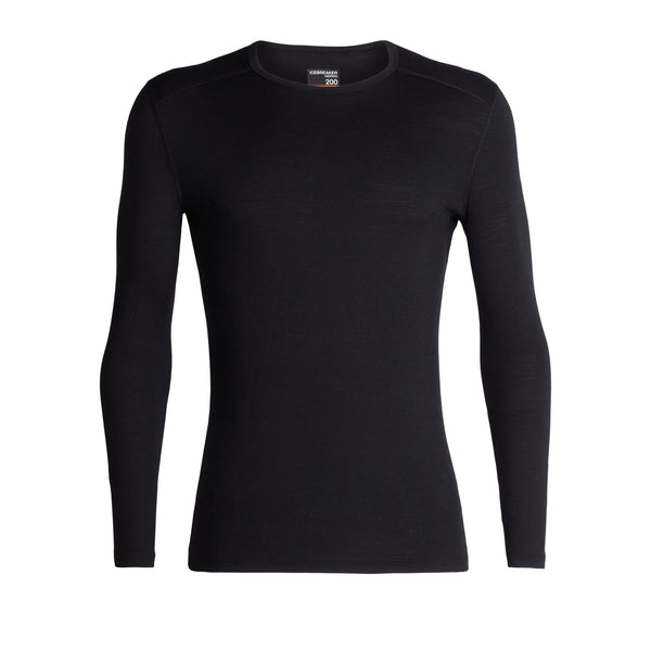 ICEBREAKER MENS OASIS CREW NECK BASELAYER