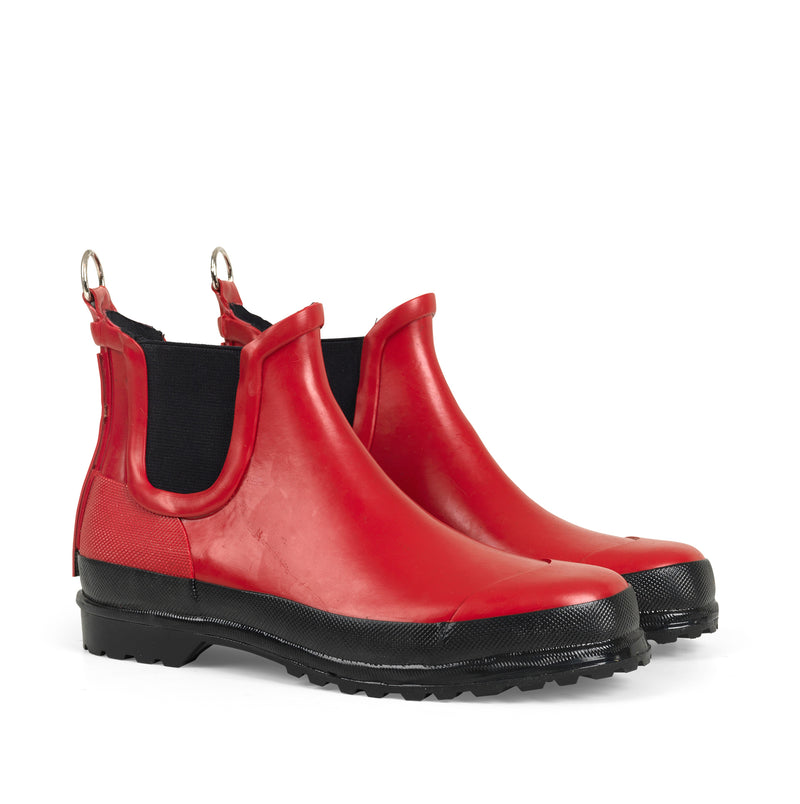 ILSE JACOBSEN SHORT WELLY BOOT