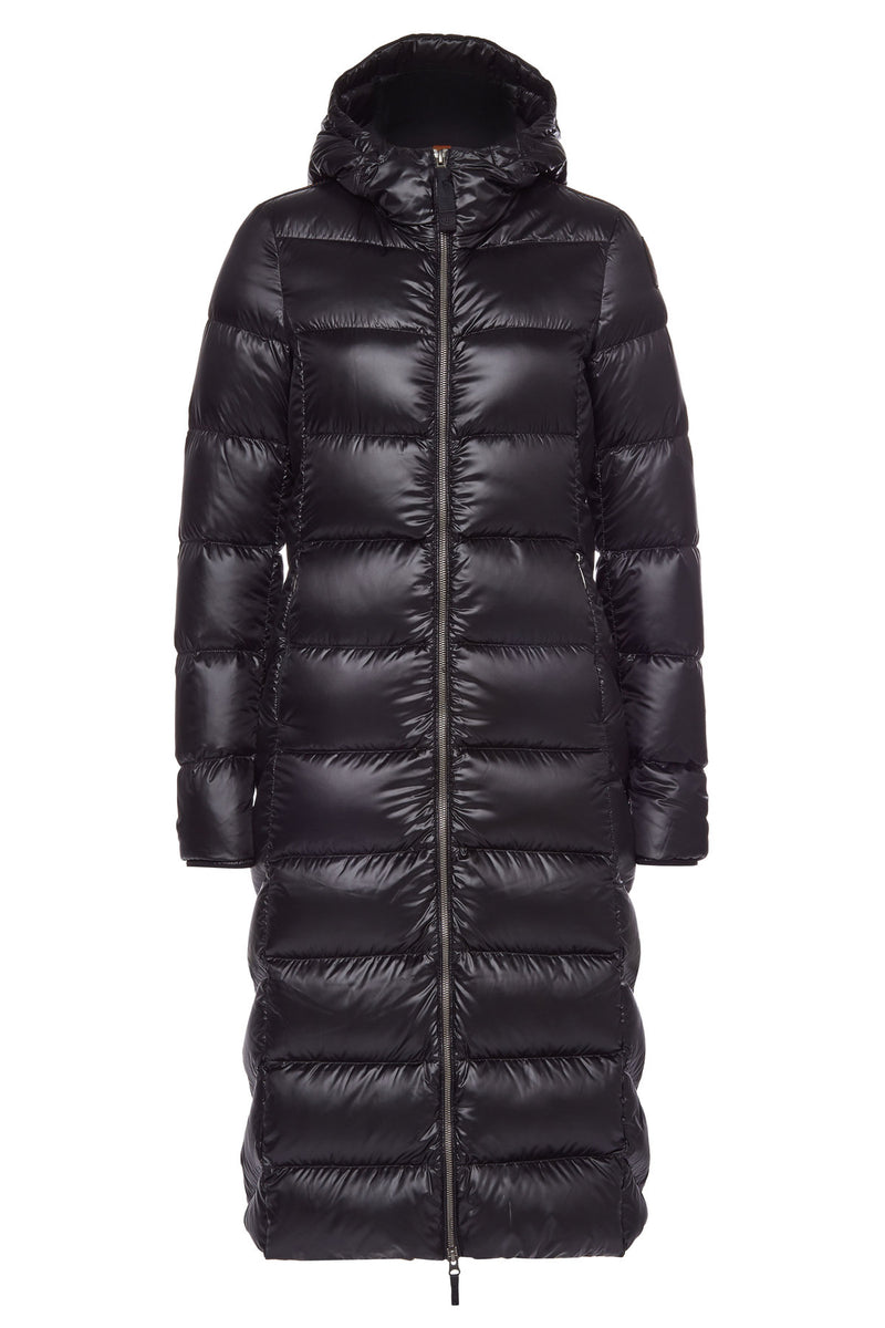 PARAJUMPERS WOMENS LEAH LONG DOWN JACKET