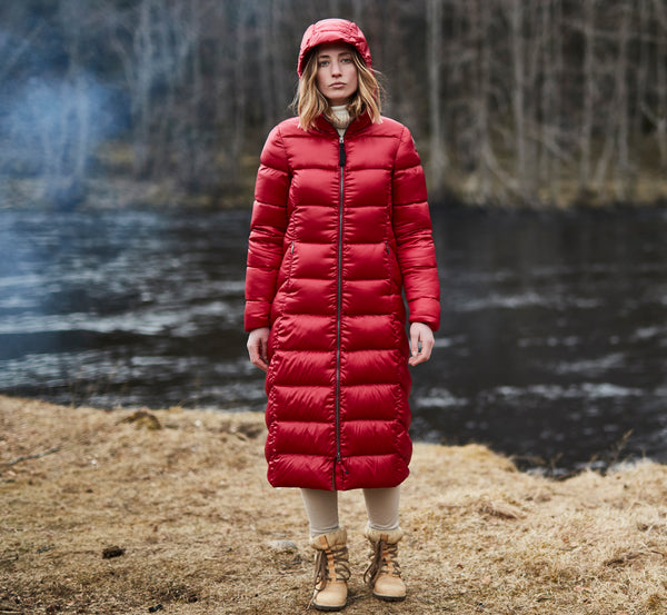 PARAJUMPERS WOMENS LEAH COAT