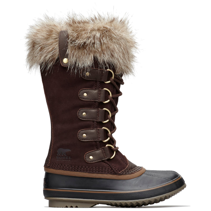 SOREL WOMENS JOAN OF ARTIC WINTER SNOW BOOT