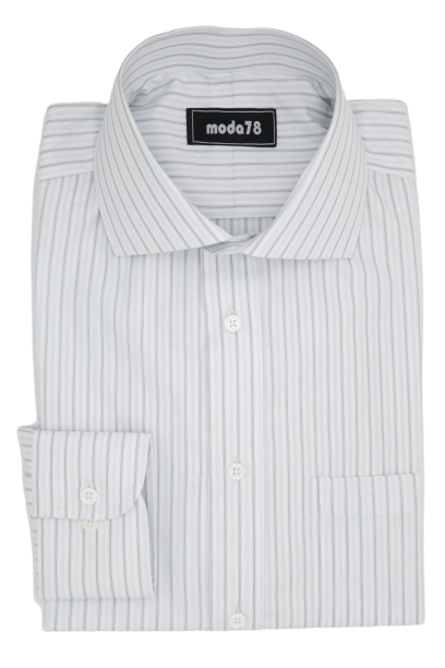 Gray Stripe - moda78