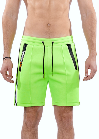 BOARDING LAB - [swim]SHORT Fluo Green