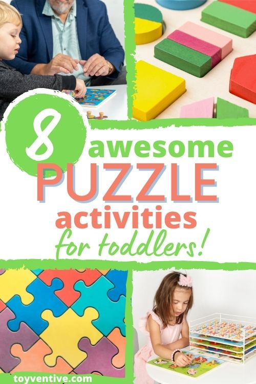Best Ways to Play With Toddler Peg Puzzles