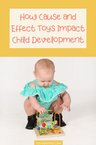 Cause and effect toys for preschoolers
