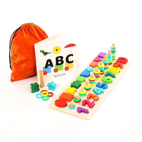 shape puzzles for toddlers