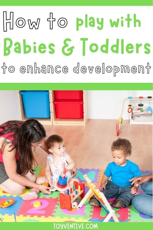 baby and toddler development through play