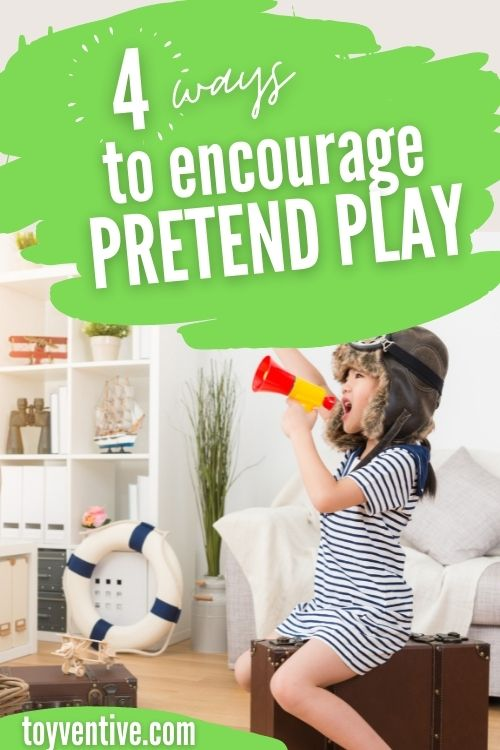 Pretend play examples