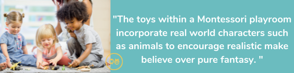 Top montessori toys for 2 year olds