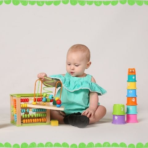 baby independent play