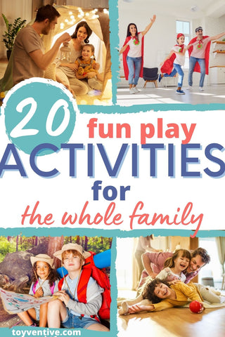 fun activities for the whole family