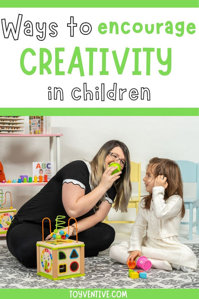 how to explain creativity to a child