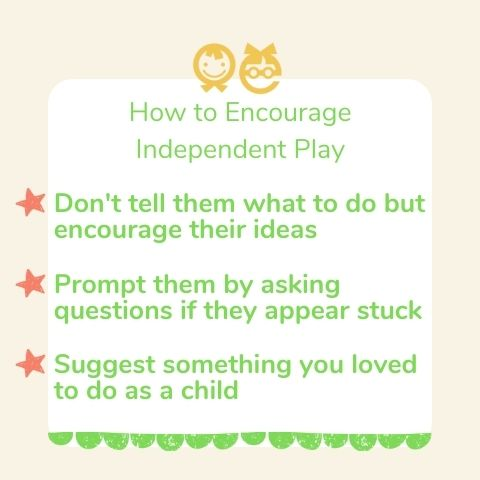 independent play baby