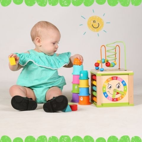 montessori toys for babies 0-3 months