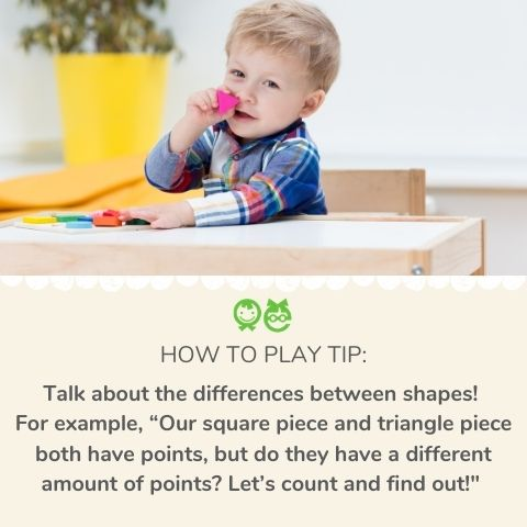 shape puzzles for toddlers benefits