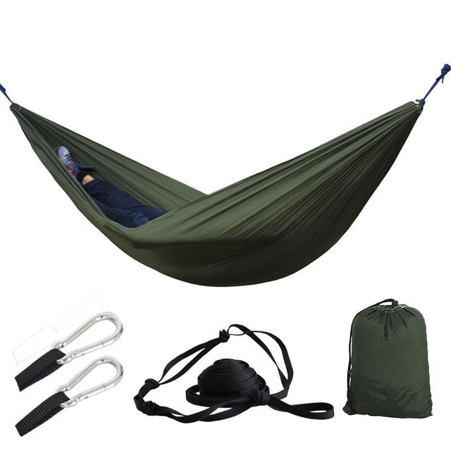 Ultra Light Hammock (Green)