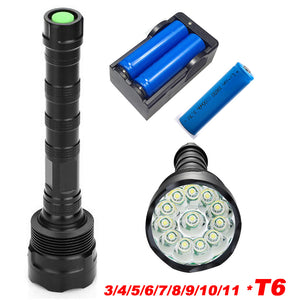 50000 Lumen Flashlight