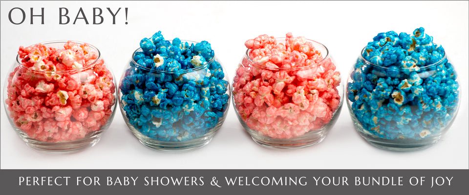 Pops Corn Babyshower | Gourmet Popcorn in Fort Lauderdale and Pembroke Pines, Florida