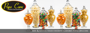 Pops Corn America's Finest Flavored Popcorn | Gourmet Popcorn in Fort Lauderdale and Pembroke Pines, Florida