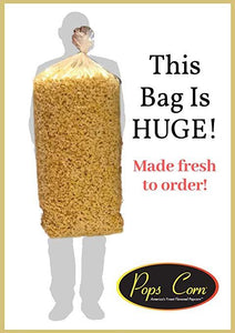 Original Popcorn-5 lbs Pops Bulk Popcorn Bags. Made fresh to order! ?✔ Pops Corn