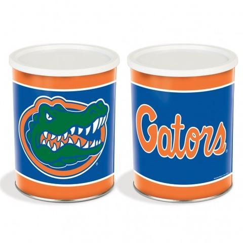 Florida Gators One Gallon Sports Popcorn Tin vendor-unknown