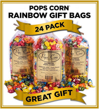 Load image into Gallery viewer, 24 Pack -Rainbow Bags Party Favor vendor-unknown