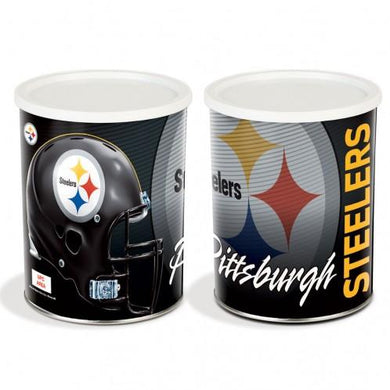 Pittsburgh Steelers One Gallon Sports Popcorn Tin vendor-unknown
