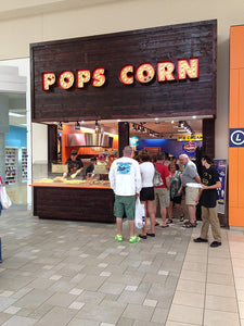 Popcorn Buffet Pops Bulk Popcorn Bags. Made fresh to order! ?✔ Pops Corn