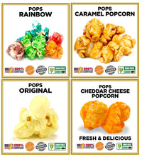 Load image into Gallery viewer, Popcorn Buffet Pops Bulk Popcorn Bags. Made fresh to order! ?✔ Pops Corn