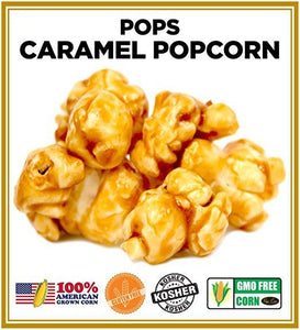 Halloween Popcorn Pops Bulk Popcorn Bags. Made fresh to order! ?✔ Pops Corn