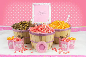 Pops Corn Baby Shower Occasion
