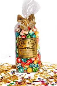 Gourmet Rainbow Popcorn Party Favor New vendor-unknown