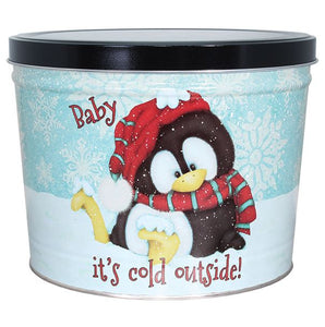 2 Gallon Baby It's Cold Father's Day Tins vendor-unknown Default Title