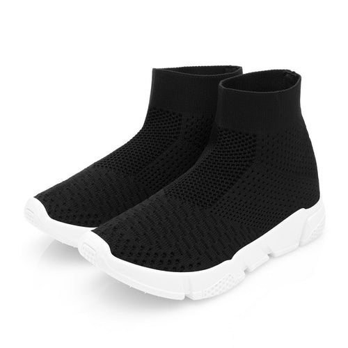 Comfortable Breathable Mesh Height Casual Sports Shoes