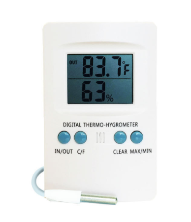 HYDRO AXIS Digital Thermo/Hygrometer
